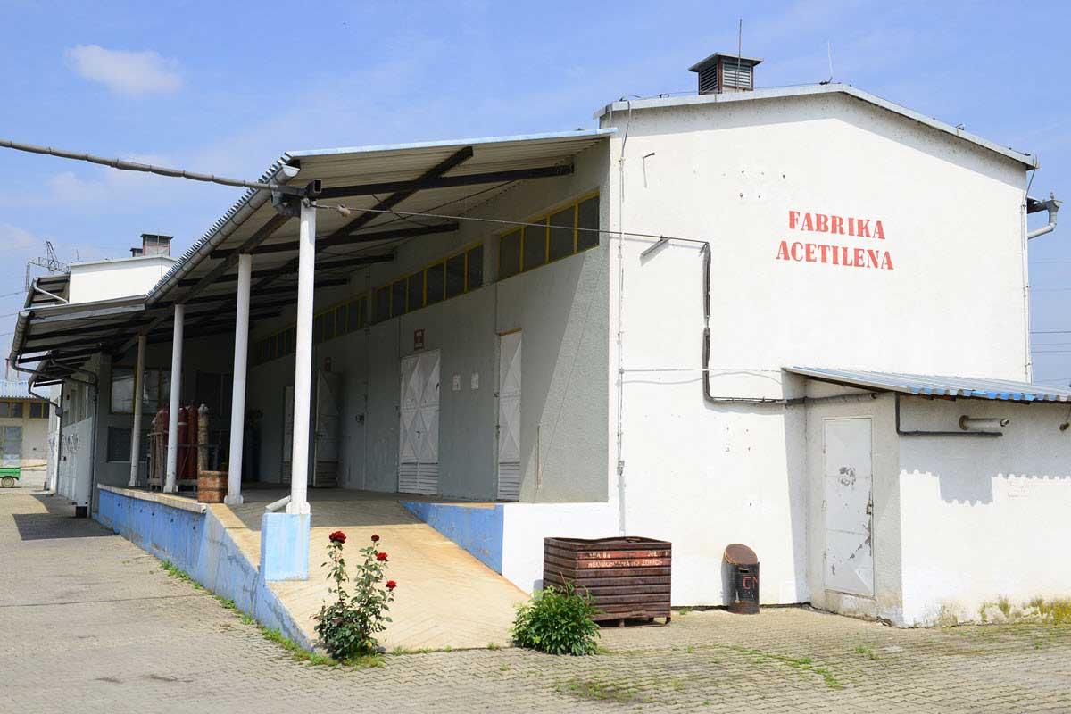 Fabrika Acetilena