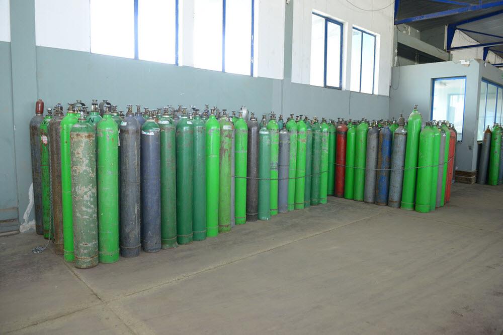 Gile Gas - firma za proizvodnju i distribuciju tehničkih gasova